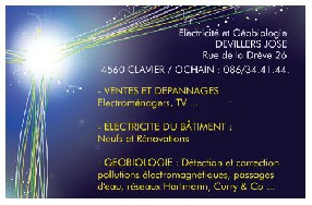 Electricité José Devillers CLAVIER